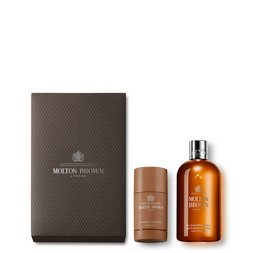 Molton Brown EU | Black Pepper Shower Gel & Anti-perspirant Deodorant Stick Geschenkset