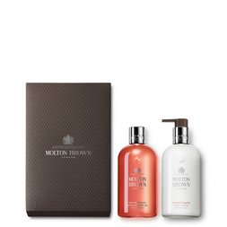 Molton Brown USA  Gingerlily Body Wash & Body Lotion Gift Set