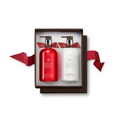 Molton Brown USA  Frankincense & Allspice Hand Wash & Lotion Gift Set