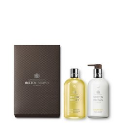 Molton Brown UK Orange & Bergamot Shower Gel & Body Lotion Gift Set