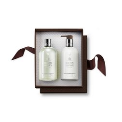 Molton Brown Australia Coco & Sandalwood Shower Gel & Body Lotion Gift Set