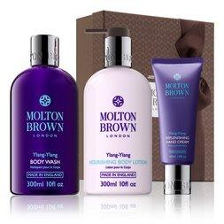 Molton Brown Australia Ylang-Ylang Ylang-Ylang Shower Gel, Body Lotion & Hand Cream Gift Set