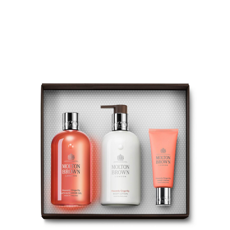 Gingerlily Body Wash, Body Lotion & Hand Cream Gift Set