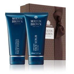 Molton Brown Australia Face Wash & Scrub Gift Set for Men