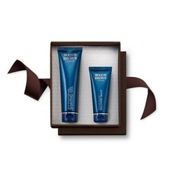 Molton Brown Australia Shaving Gel & Aftershave Balm Gift Set for Men