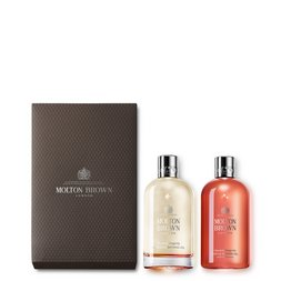Molton Brown UK Heavenly Gingerlily Bathing Oil Gift Set