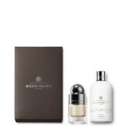 Molton Brown EU  Milk Musk Perfume & Bath & Shower Gel Gift Set