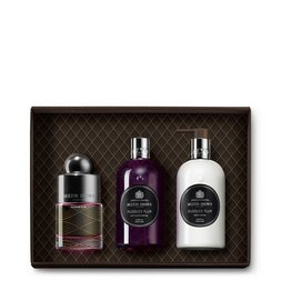 Molton Brown EU  Muddled Plum Body & Perfume Gift Set
