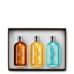 Molton Brown USA  Shower Gel Trio Gift Set for Him