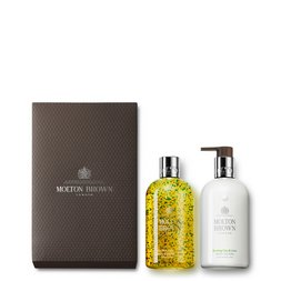 Molton Brown USA  Caju & Lime Shower Gel & Lotion Gift Set