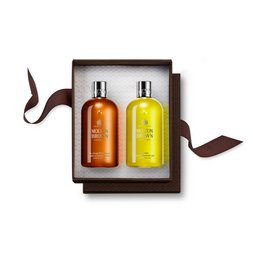 Molton Brown Australia Black Peppercorn & Bushukan Shower Gels Gift