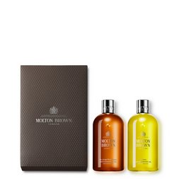 Molton Brown EU | Black Pepper & Bushukan Shower Gels Gift