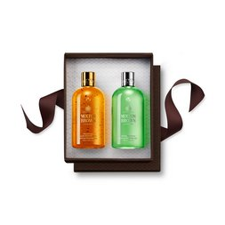 Molton Brown Australia  Mesmerising Oudh Accord & Gold Shower Gel Gift Set