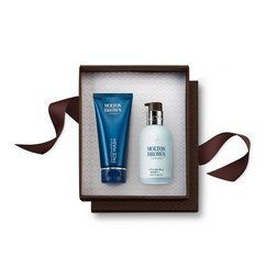 Molton Brown Australia Men's Face Wash & Moisturiser Gift Set for Oily Skin