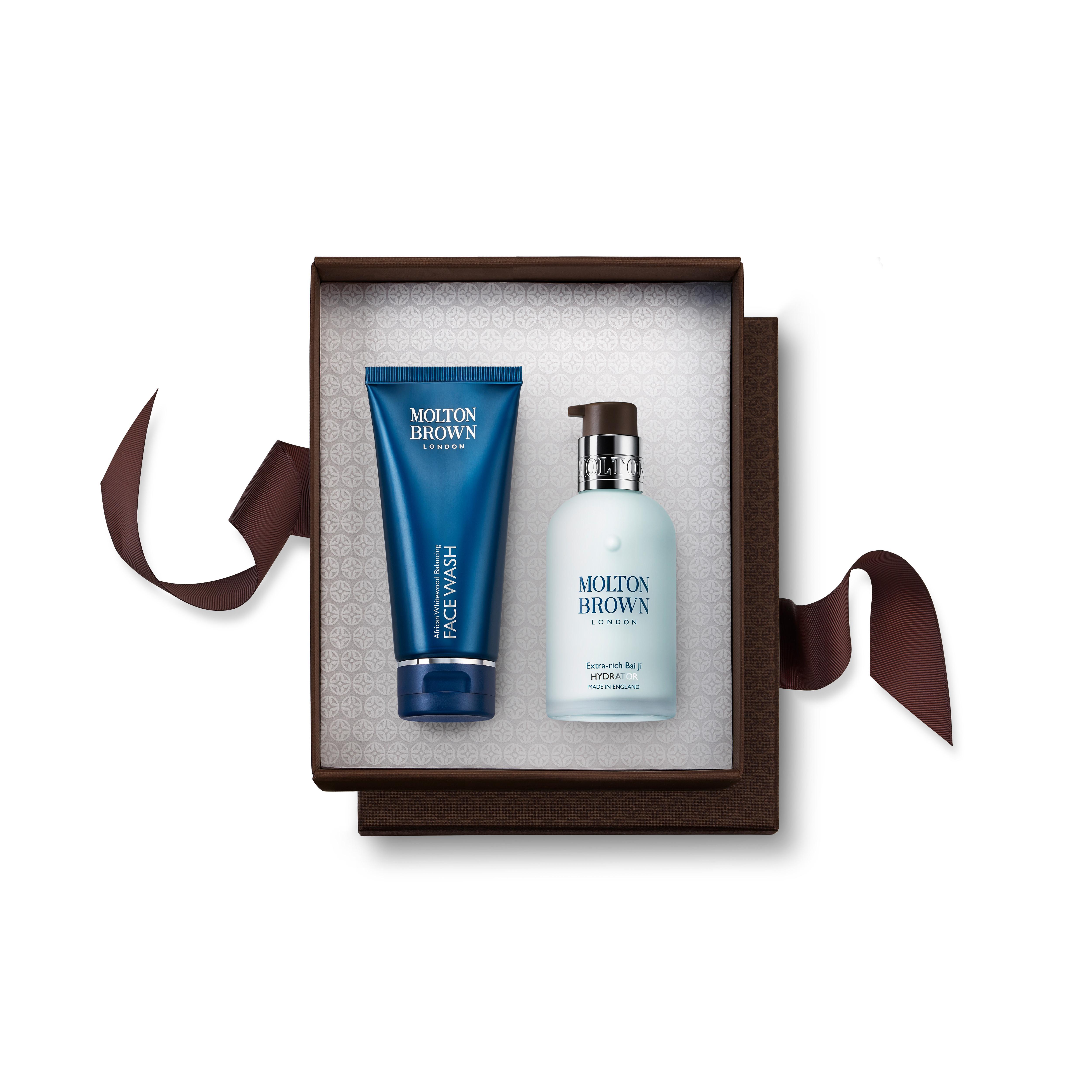 Menu0027s Face Wash u0026 Moisturiser Gift Set for Dry Skin  sc 1 st  Molton Brown & Dry Skin Face Wash u0026 Moisturiser Gift Set   Molton Brown® UK