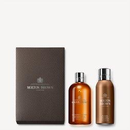 Molton Brown UK Black Pepper Shower Gel & Deodorant Spray Gift Set
