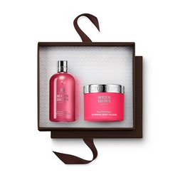 Molton Brown Australia Pink Pepper Shower Gel & Body Scrub Gift Set