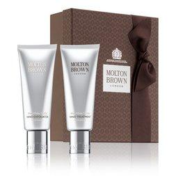 Molton Brown Australia Alba White Truffle Hand Cream & Scrub Gift Set