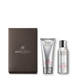 Molton Brown UK Re-charge Black Pepper SPORT 4-in-1 Wash & Deodorant Gift Set