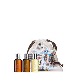 Molton Brown EU | Mini Jetsetter Toiletry Kit For Him