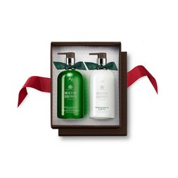 Molton Brown USA  Juniper Berries & Lapp Pine Hand Wash & Lotion Set