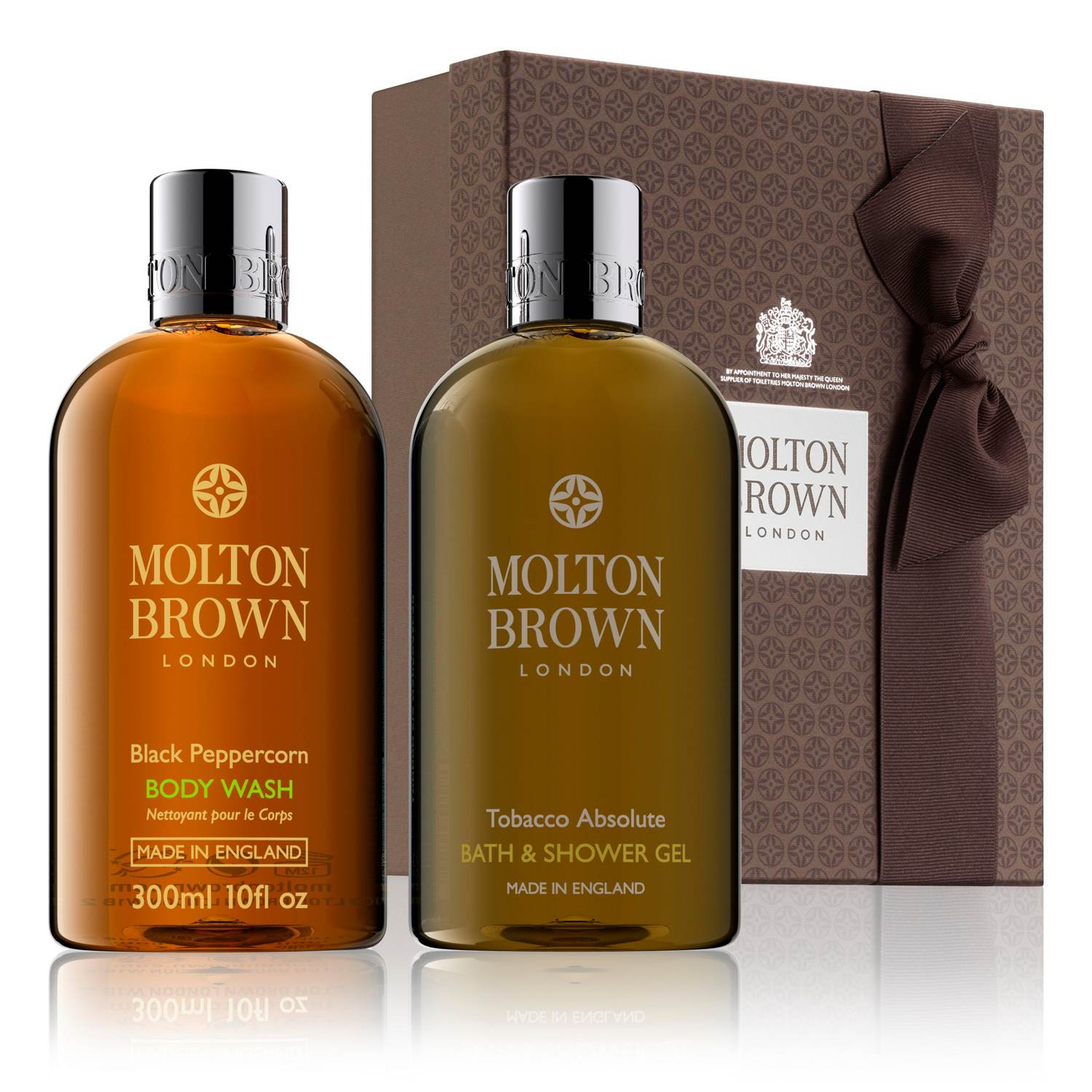 Molton Brown® Men's Shower Gel Gift Set | Shop Online ???