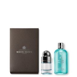 Molton Brown UK Cypress & Sea Fennel Shower Gel & Eau de Toilette Gift Set