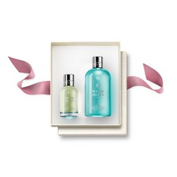 Molton Brown USA  Cypress & Sea Fennel Body Wash & Eau de Toilette Gift Set