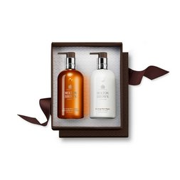 Molton Brown Australia Re-charge Black Pepper Hand Wash & Lotion Set