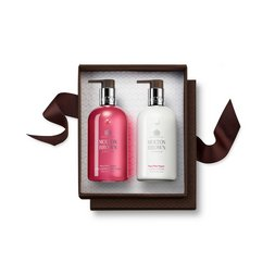 Molton Brown Australia Fiery Pink Pepper Hand Wash & Lotion Set