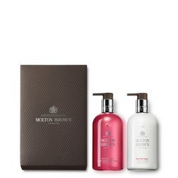 Molton Brown UK  Pink Pepper Hand Wash & Lotion Set