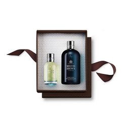 Molton Brown Australia Russian Leather Shower Gel & Eau de Toilette Gift Set