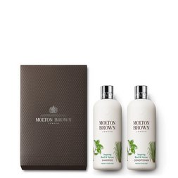 Molton Brown USA  Basil & Vetiver Shampoo & Conditioner Set