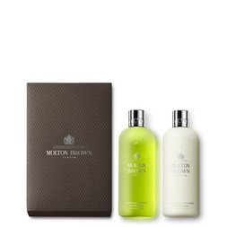 Molton Brown UK Shampoo & conditioner set for dull-looking hair