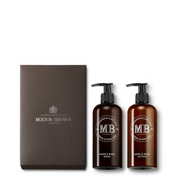 Molton Brown UK Mandarin & Clary Sage Body & Hand Wash & Lotion Set