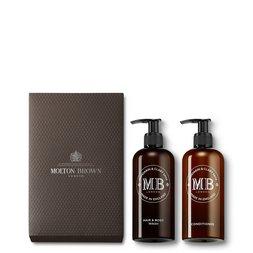 Molton Brown UK Mandarin & Clary Sage Hair & Bath Gift Set