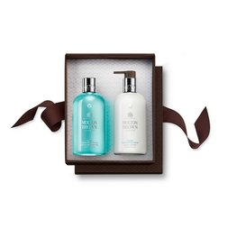 Molton Brown Australia Coastal Cypress & Sea Fennel Shower Gel & Lotion Set