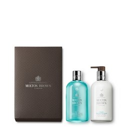 Molton Brown EU | Coastal Cypress & Sea Fennel Shower Gel & Lotion Set