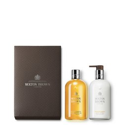 Molton Brown USA  Vetiver & Grapefruit Body Wash & Lotion Set