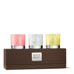Molton Brown EU  Sweet Harmony Mini Scented Candles Gift Set