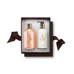Molton Brown Australia Jasmine & Sun Rose Shower Gel & Lotion Set