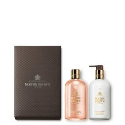 Molton Brown USA  Jasmine & Sun Rose Shower Gel & Lotion Set