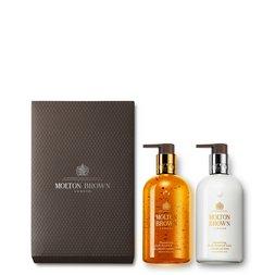 Molton Brown USA  Oudh Accord & Gold Hand Wash & Lotion Set