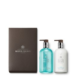 Molton Brown UK Cypress & Sea Fennel Hand Wash & Lotion Set