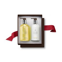 Molton Brown EU  Orange & Bergamot Hand Wash & Hand Lotion Gift Set