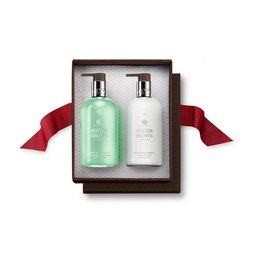 Molton Brown UK White Mulberry Hand Wash & Lotion Set