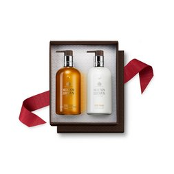 Molton Brown UK Rockrose & Pine Hand Wash & Hand Lotion Gift Set