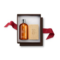 Molton Brown UK Black Pepper Shower Gel & Soap Gift Set