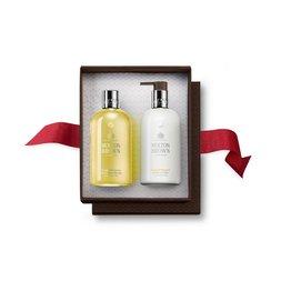 Molton Brown EU  Orange & Bergamot Shower Gel & Body Lotion Gift Set