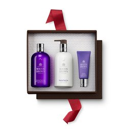 Molton Brown UK Ylang-Ylang Shower Gel, Body Lotion & Hand Cream Set